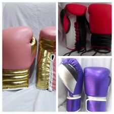 3 Pair Boxing Gloves With Any Logo Or Name No Winning No Grant