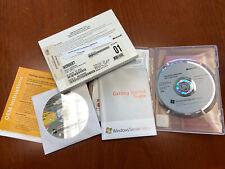 Microsoft Windows Server 2008 R2 Std - 64bit 5CALs