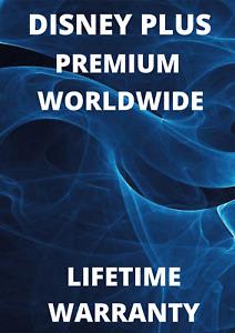 Disney Plus Premium 2 Years with warranty