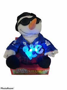 RARE VANILLA ICE Holiday Hip Hoppers Snowman ICE ICE BABY