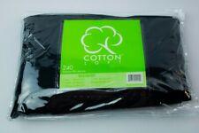Cotton Loft Black King Bedskirt