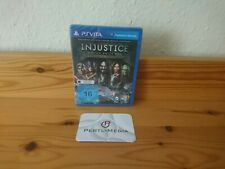 Injustice-Ultimate Edition (PS Vita) Neuf & neuf dans sa boîte