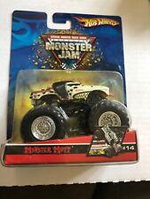 Monster Mutt (Dalmatian) Monster Jam Truck (#14)(Hot Wheels)(2006) NIB