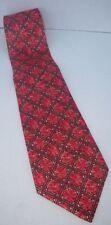 Stylish New Richel 100% silk designer neck tie Hand Made in Spain WOT