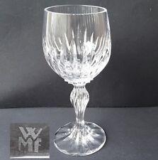 Glas Becher/ Fußbecher/ Römer, Handschliff, WMF K348