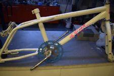 Skyway Street Styler 1985 frame 20'' Old  school BMX white USED