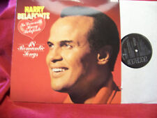 Harry Belafonte - In love with .... 18 Romantic Songs     German RCA  LP