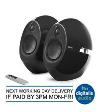 Edifier E25HD Black Luna Eclipse 74W Active Bluetooth Speakers Optical TV MAC PC