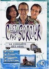 """DVD *C'est pas Sorcier* """"La Conquête des Mers"""" - (Occasion Comme Neuf)"""