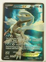 Kyurem EX FULL ART ULTRA RARE 86/98 Pokemon TCG XY Ancient Origins Holo Rare NM