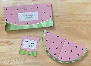 🍉TOO FACED Watermelon Slice Eyeshadow Palette BNIB Free S&H🍉