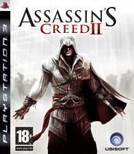 Assassin's Creed II (2) PS3 playstation 3 jeux jeu game games lot spelletjes 131