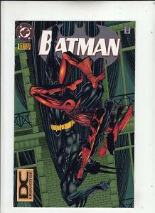 Batman #523 (DC 1995) DC Universe Logo Variant rare! VF/NM