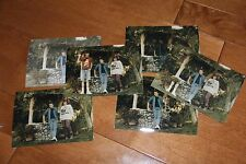 BTTF Back to the Future, McFly Disappearing Family Photo Set