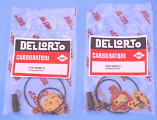 DUCATI 750SS/900SS BEVEL DELLORTO PHM 40 CARB GASKET KIT FOR PAIR CARBS
