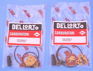 BMW R90S AIR COOLED SEVENTIES  DELLORTO PHM 38 CARB GASKET KIT FOR PAIR CARBS