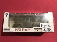 1/43 Greenlight - 1951 Ford F1 Forrest Gump -Weathered Pickup - *GREEN MACHINE*
