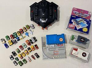 Micro Machines Galoob Bundle Cars Monster Trucks Stealth Bomber Travel City