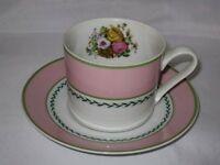 Georges Briard,  St. Honore,  Coffee or Tea Cup & Saucer Set