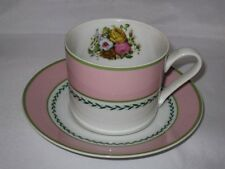 Georges Briard,  St. Honore,  Cup & Saucer Set