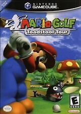 Mario Golf: Toadstool Tour (Nintendo GameCube, 2003) - European Version