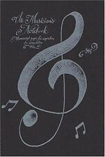 Musician's Notebook No. 8 : Manuscript Paper for Inspiration and Composition NEW