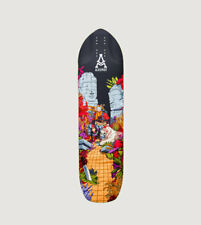 Planche Deck ALKEMIST Ghost Knight V2 Nude Longboard Downhill 93cm - Note A