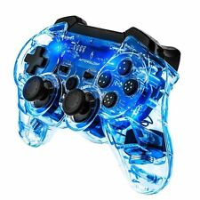 PDP Afterglow PS3 Wireless Controller - Blau