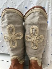 Angeli Inquieti Summer Boots UK6 Net A Porter £490