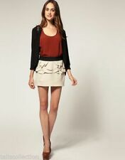 Polyester Regular Machine Washable ASOS Skirts for Women