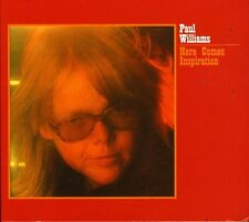 Paul Williams, Paul - Here Comes Inspiration [New CD]
