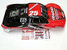 NEW TRAXXAS SLASH 1/10 2WD Body Factory Painted MARK JENKINS RAPTOR VXL XL5 RL4M