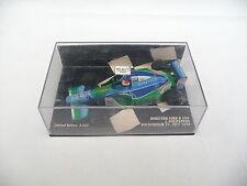 Minichamps 1:43 Benetton Ford B194 Hockenheim 31st July 1994 Verstappen 940906