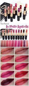 Too face lipsticks