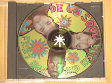 Picture-CD-De La Soul – 3 Feet High and Rising-Limited Edition BCM 58195