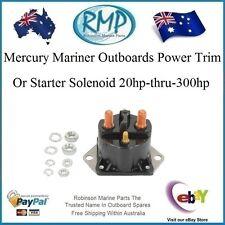 a 12 Volt Starter Motor Solenoid Mercury Mariner # R 89-853654a1