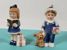 1 Royal Copenhagen 1Bing & Grondahl Mini Ornaments Xmas Holiday Danish Rare!