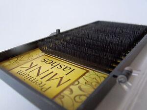 Mink Lash C curl Premium Mink Lash Eyelash Extension