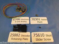 EE 61486 NEW Marklin HO Reverse Unit Analog Electronic w Installation Hardware