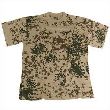 Magliette da uomo mimetico MFH in cotone