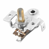 Screw Mounted Bimetallic Discs Adjustable Heat Thermostat AC 250V 16A