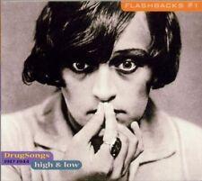 Flashbacks 1 High & Low Drug Songs Jean Brady Asa Martin Bukka White TRIKONT