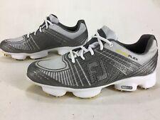 Mens Footjoy Hyperflex II Golf Shoes Silver Size 10