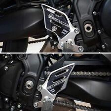 Adesivi 3D Protezioni Battitacco compatibili con Yamaha Mt-09 Mt09 SP 2021