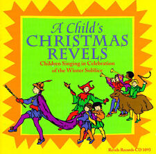 NEW A Child's Christmas Revels (Audio CD)