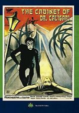 Cabinet Of Dr Caligari (2016, DVD NIEUW)