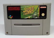 Nintendo® SNES Spiel Super Tennis (Pal) Modul