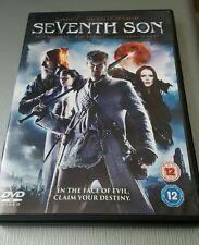 SEVENTH SON DVD 7TH SON JEFF BRIDGES