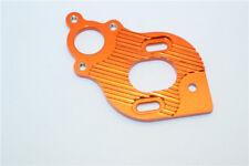 GPM TA6018-OR Aloy Motor Heatsink mount with Fins ( Oranger ) TAMIYA TA06