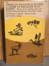 American Wildlife & Plants a Guide to Wildlife Food